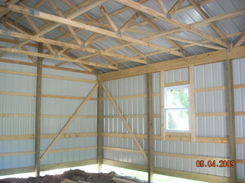 The Benefits Of Pole Barns Vs Stick Built Amp Steel Frame