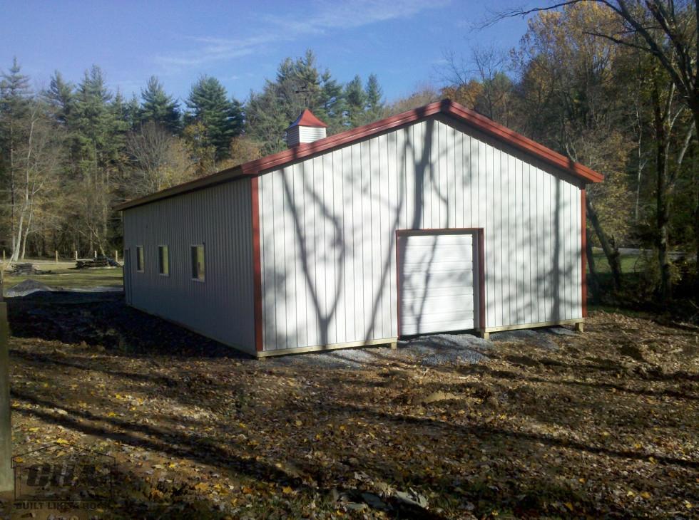 residential pole barn